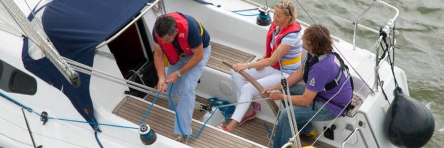 zeilschool Tip Top Sailing Nederland
