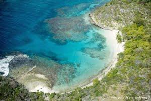 Zeilvakantie bij Antigua