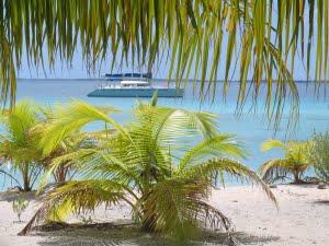 Zeilvakantie Tahiti escale